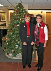 The Auxiliary Shore Memorial Hospital Celebrates the Season with Tree of Lights Event