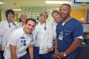 Shore Memorial Hospital ER Nurses Provide Patients Care in Their Hour of Need