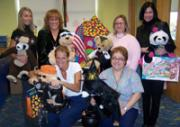 Spencer Gifts Donates Halloween Teddy Bears to Pediatric Patients