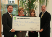 Shore Medical Center Receives $20,000 Grant from TD Charitable Foundation