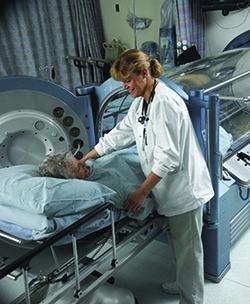Advance Wound Healing and Hyberbaric Healing